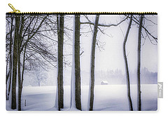 Carry-all Pouch featuring the photograph Beauty Without Color by Edmund Nagele