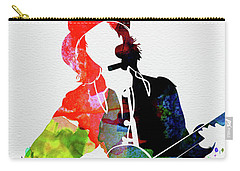 Beck Watercolor Carry-all Pouch