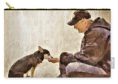 Becoming Friends Carry-all Pouch