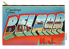 Belmar Greetings Carry-all Pouch