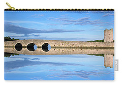 Belvelly Castle Reflection Carry-all Pouch