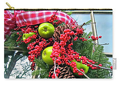 Berry Christmas Carry-all Pouch