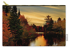 Betsy River Michigan Carry-all Pouch