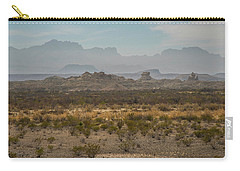 Big Bend Layers Carry-all Pouch