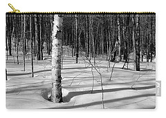 Birch Shadow. Carry-all Pouch