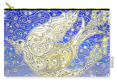 Bird Generating Stars Carry-all Pouch