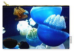 Blue Blubber  Carry-all Pouch