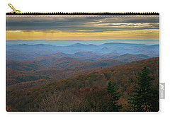 Blue Ridge Parkway - Blue Ridge Mountains - Autumn Carry-all Pouch