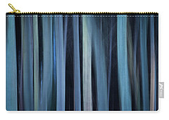 Blue Trees 1 Carry-all Pouch