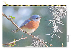 Bluebird In Dixie  Carry-all Pouch