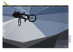 Bmx Biking  Carry-all Pouch