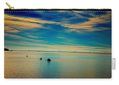 Boaters On The Sound Carry-all Pouch