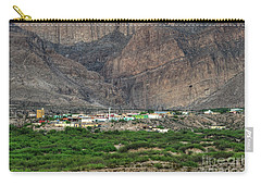 Boquillas Mexico Carry-all Pouch