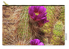 Bouquet Of Beauty Carry-all Pouch