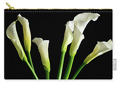 Bouquet Of Calla Lilies Carry-all Pouch