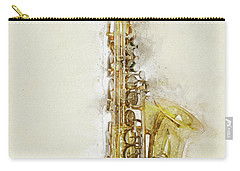 Brass Saxophone Carry-all Pouch