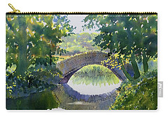Bridge Over Gypsy Race Carry-all Pouch