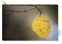 Bright Fall Leaf 7 Carry-all Pouch