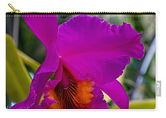 Brilliant Orchid Carry-all Pouch