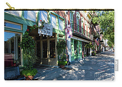 Broad Street Downtown Augusta Ga Carry-all Pouch