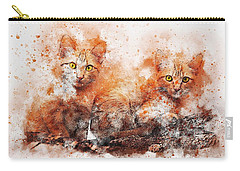 Brothers Cat Carry-all Pouch