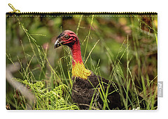 Brush Turkey Carry-all Pouch