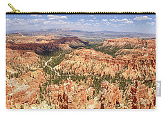 Bryce Canyon Hoodoos Carry-all Pouch
