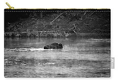 Buffalo Crossing Carry-all Pouch