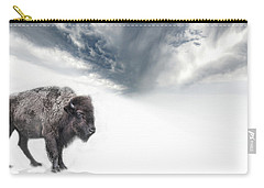 Buffalo Winter Carry-all Pouch