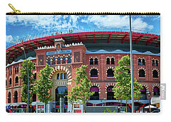 Bullring In Barcelona Carry-all Pouch