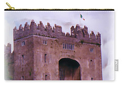 Bunratty Castle Painting Carry-all Pouch