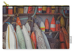 Buoys In A Sea Shack Carry-all Pouch