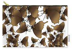 Butterfly Patterns 1 Carry-all Pouch