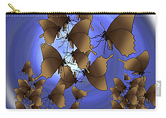 Butterfly Patterns 13 Carry-all Pouch