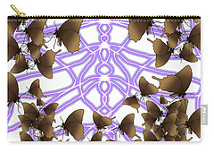 Butterfly Patterns 14 Carry-all Pouch