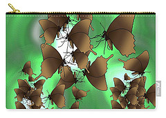 Butterfly Patterns 15 Carry-all Pouch