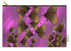 Butterfly Patterns 17 Carry-all Pouch