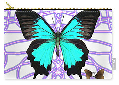 Butterfly Patterns 18 Carry-all Pouch