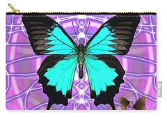 Butterfly Patterns 19 Carry-all Pouch