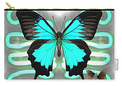 Butterfly Patterns 24 Carry-all Pouch