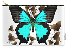Butterfly Patterns 25 Carry-all Pouch
