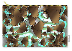Butterfly Patterns 4 Carry-all Pouch