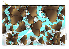 Butterfly Patterns 6 Carry-all Pouch