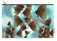 Butterfly Patterns 7 Carry-all Pouch
