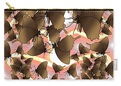 Butterfly Patterns 8 Carry-all Pouch