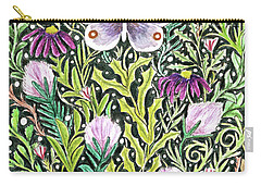 Butterfly Tapestry Design Carry-all Pouch