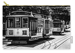 Cable Cars Carry-all Pouch