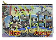 Camden Greetings Carry-all Pouch