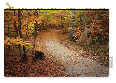 Canopy Of Color Carry-all Pouch