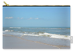 Carry-all Pouch featuring the photograph Carolina Coasts by Jamart Photography